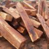 供应非洲紫檀木原木