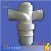 供应PVC单立管旋流同层平面四通排水管