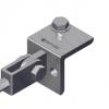 厂家直销斜拉式钢结构夹具安全稳定钢结构夹具免费拿样可定制